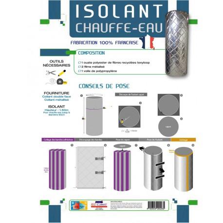 Kit Isolation pour chauffe-eau